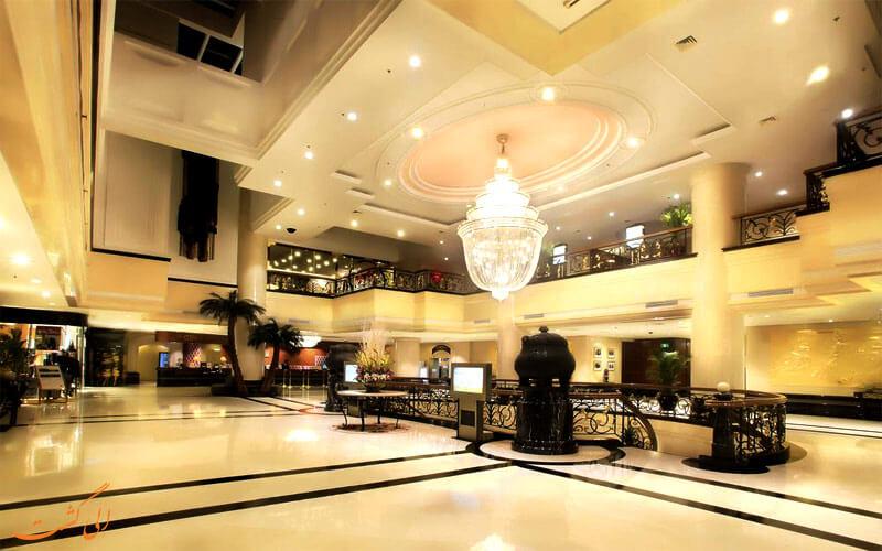 هتل گرند مترو پارک هانگزو Hangzhou Grand Metropark Hotel