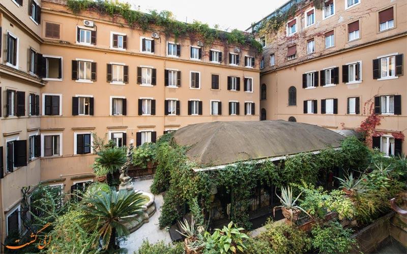 امکانات تفریحی هتل گرند پلازا رم