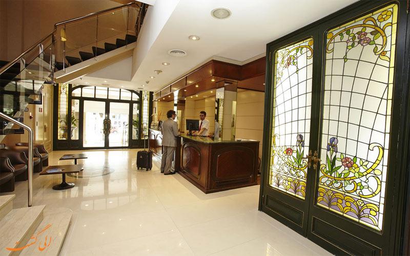 خدمات رفاهی هتل اچ سی سی ریجنت بارسلونا