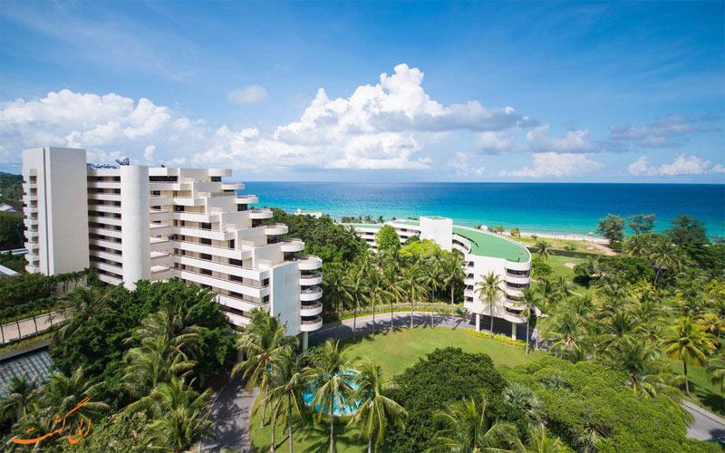 هتل هیلتون پوکت Hilton Phuket Arcadia Resort & Spa