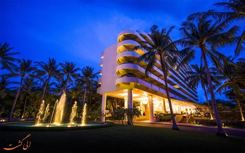 Hilton Phuket Arcadia- eligasht.com هتل هیلتون پوکت