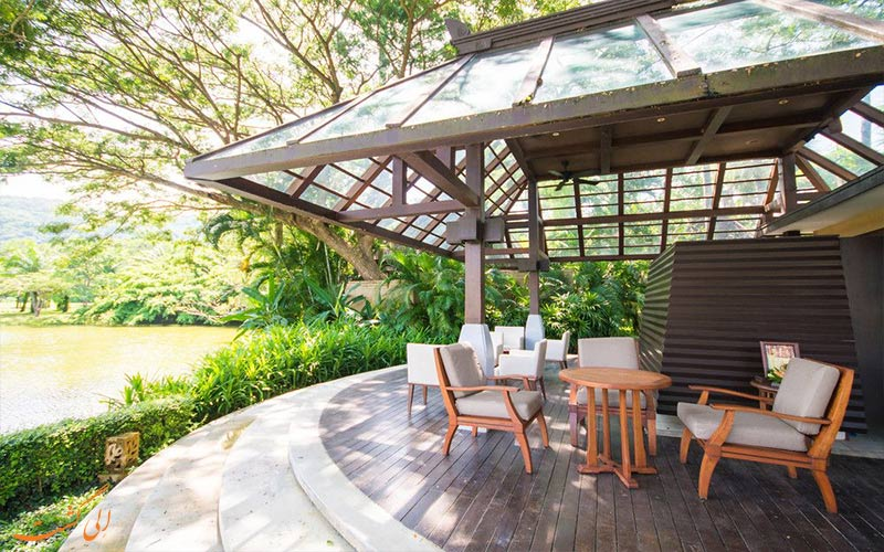 Hilton Phuket Arcadia- eligasht.com کنار مرداب