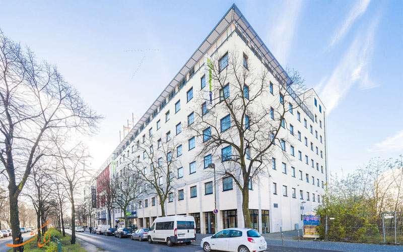 Holiday Inn Express Berlin City Centre- eligasht.com ساختمان هتل