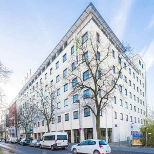 Holiday Inn Express Berlin City Centre- eligasht.com الی گشت