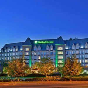 هتل هالیدی این نورث ونکوور کانادا