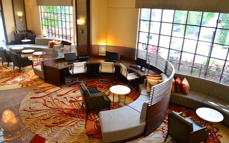 هتل هالیدی این پنانگ Holiday Inn Resort Penang