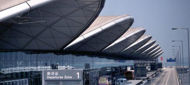 معرفی فرودگاه بین المللی هنگ کنگ