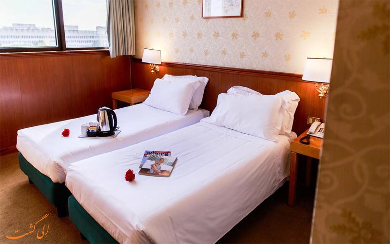 امکانات اتاق های هتل آلدوبراندسچی رم