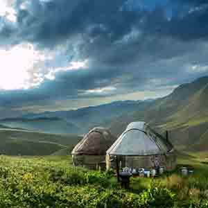 گردشگری قرقیزستان