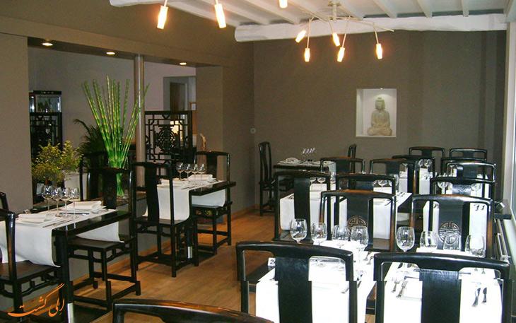 رستوران لا کانتینتا لیژ