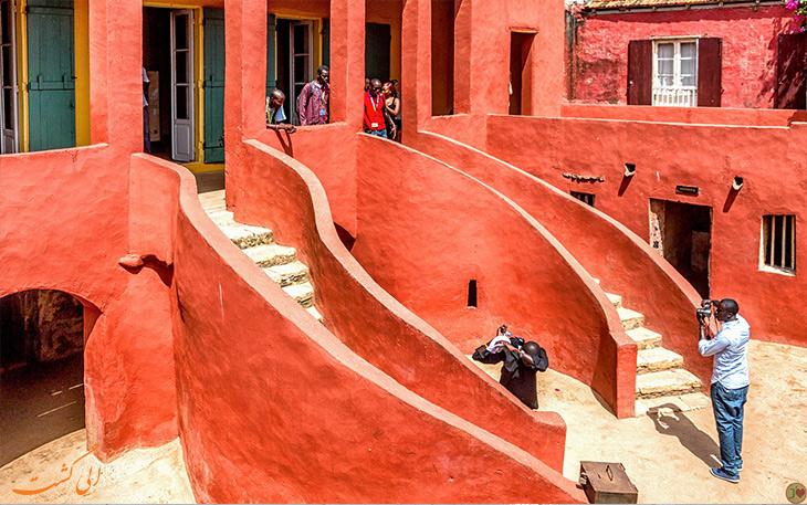 عمارت برده های داکار