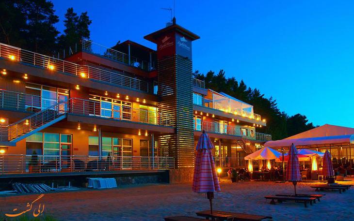 رستوران فانوس دریایی یورمالا