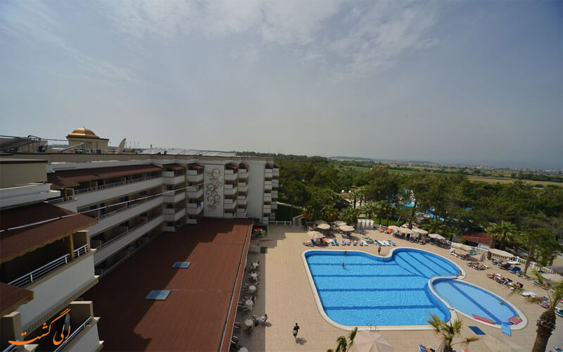 Linda Resort Hotelامکانات رفاهی