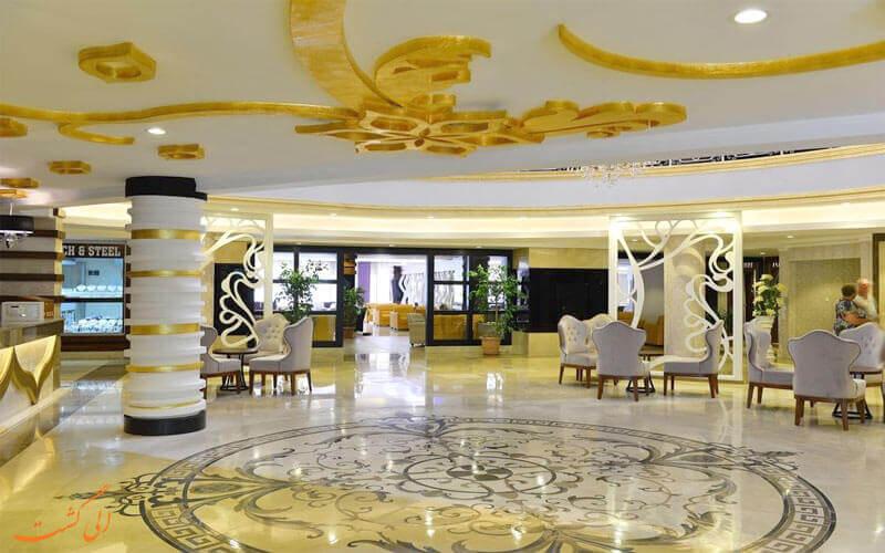 هتل لیندا ریزورت آنتالیا Linda Resort Hotel