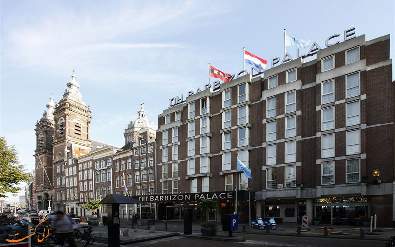 NH Collection Amsterdam Barbizon Palace- eligasht.com نمای هتل