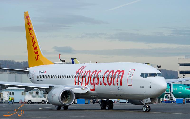 هواپیمایی پگاسوس ایرلاینز