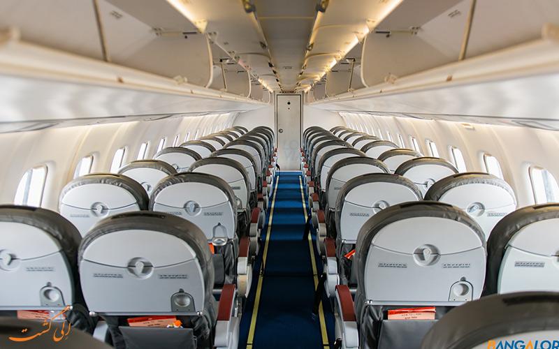 داخل هواپیمایی پگاسوس