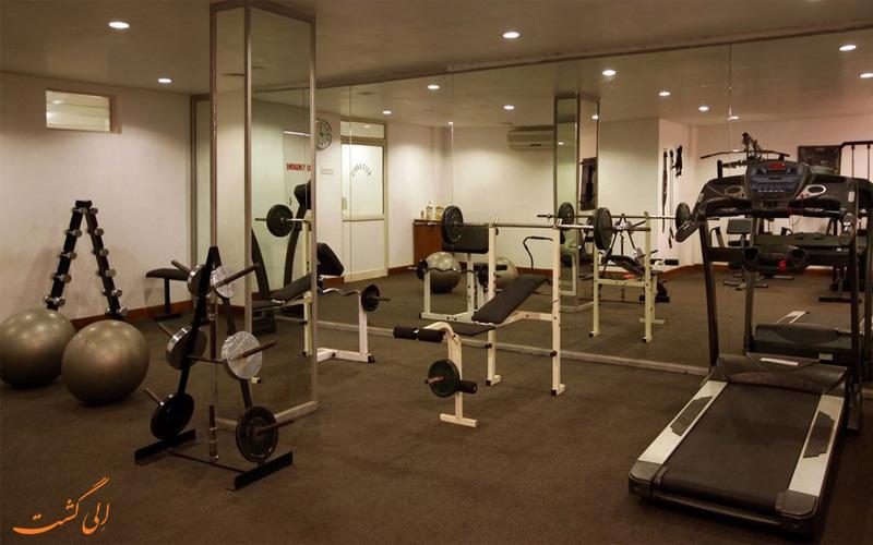 امکانات تفریحی هتل پراید سان ویلیج گوا- مرکز تناسب اندام