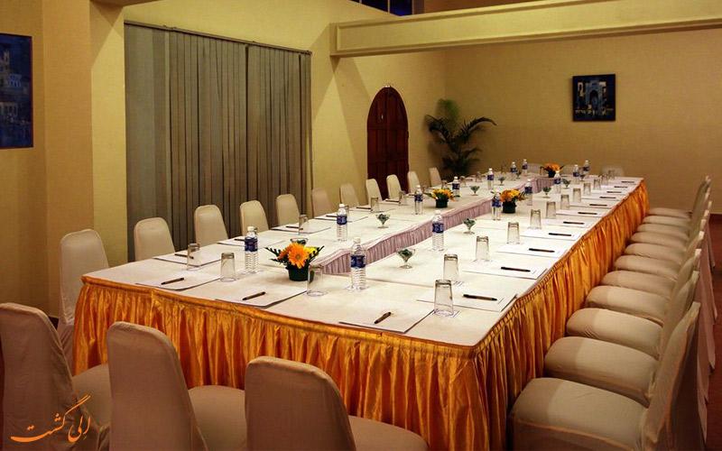 امکانات رفاهی هتل پراید سان ویلیج گوا- اتاق کنفرانس