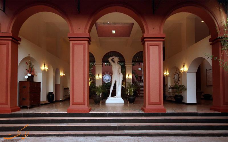 هتل پراید سان ویلیج گوا Pride Sun Village Resort And Spa Goa