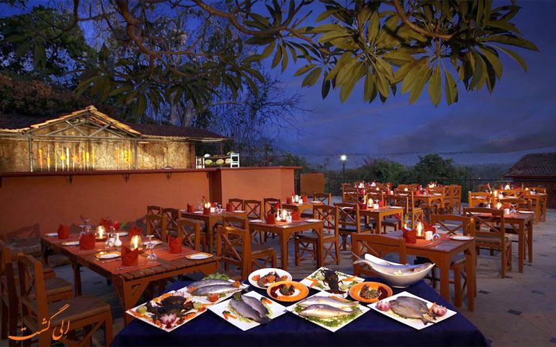 Pride Sun Village Resort and Spa- eligasht.com رستوران غذاهای دریایی