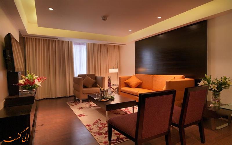 امکانات اتاق هتل رویال ارکید جیپور