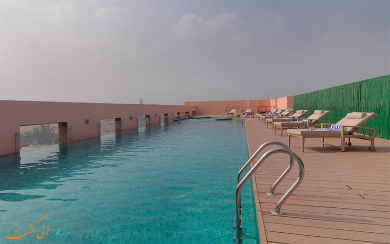 امکانات تفریحی -بهترین هتل های 5 ستاره جیپور