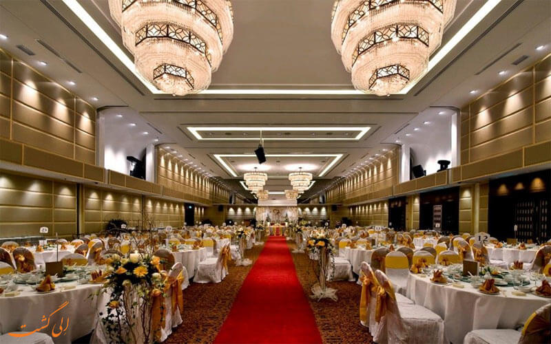 خدمات رفاهی هتل سری پاسیفیک کوالالامپور