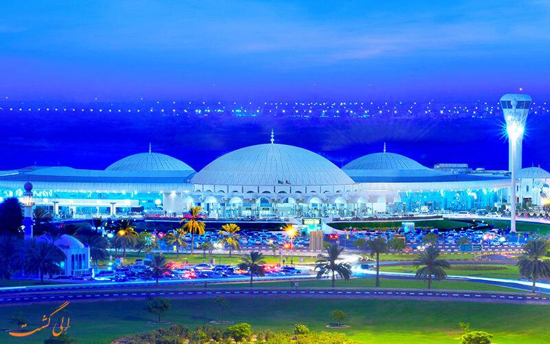 فرودگاه شارجه امارات