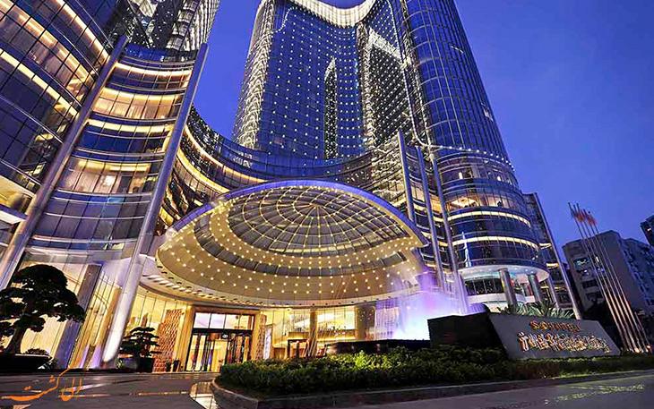 هتل پنج ستاره سوفیتل گوانجو