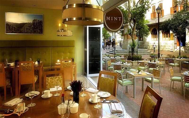 رستوران با سطح 3 نعنا