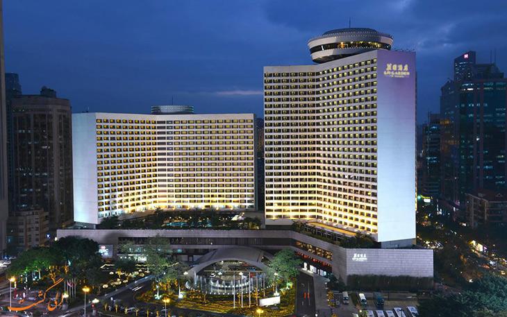 هتل گاردن در گوانجو
