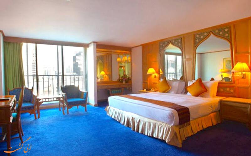 امکانات اتاق های هتل مونتین بانکوک
