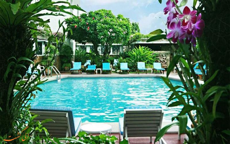 امکانات تفریحی هتل مونتین بانکوک