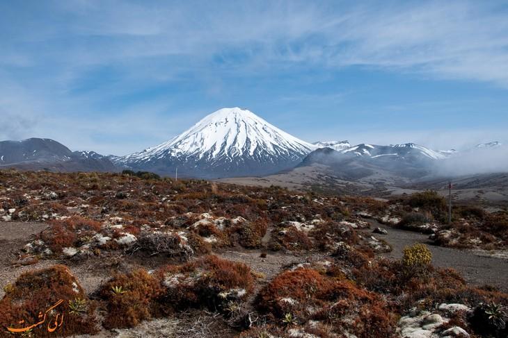 مسیر Tongariro Northern Circuit – در جزیره شمالی