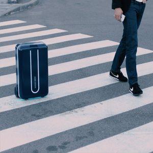 چمدان هوشمند
