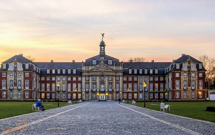دانشگاهی در آلمان