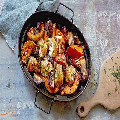 غذاهای خوشمزه اسپانیایی