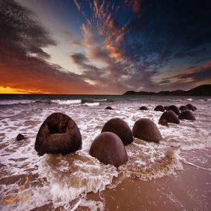 تخته سنگ های موراکی