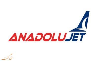 معرفی هواپیمایی آنادولوجت