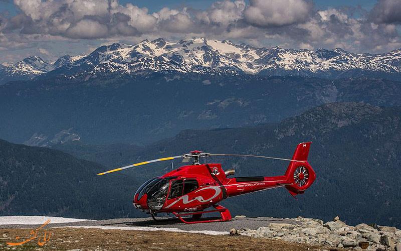 صخره نوردی و کوهنوردی در کوه های راکی
