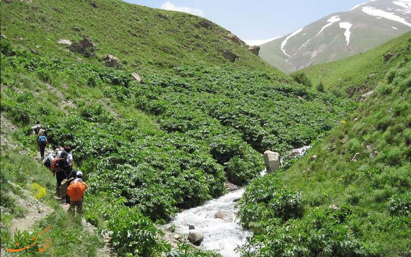 روستای آهار در تهران