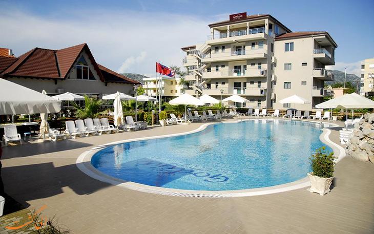 اقامت در آلبانی