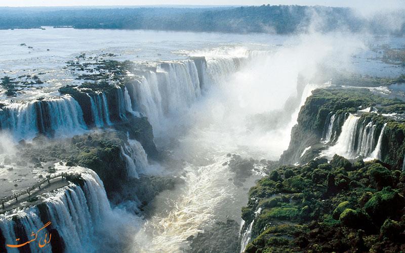 آبشار ایگوآزو