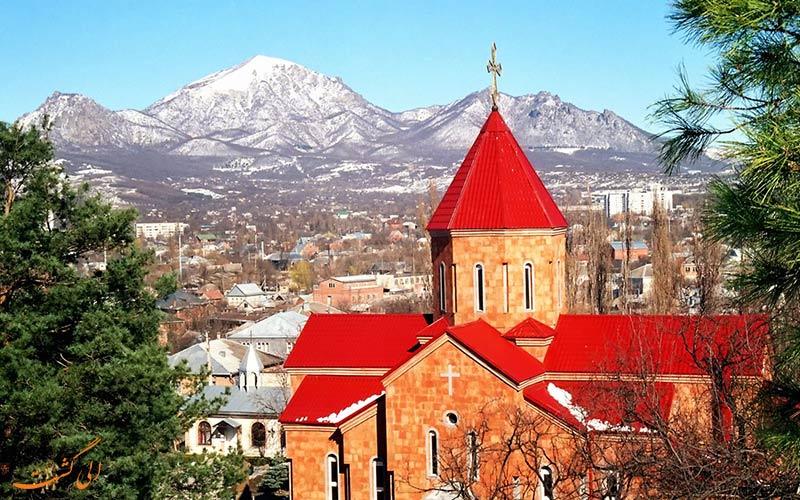 جاذبه های کشور ارمنستان