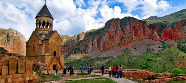 همه چیز درباه ی سفری کم هزینه به ارمنستان