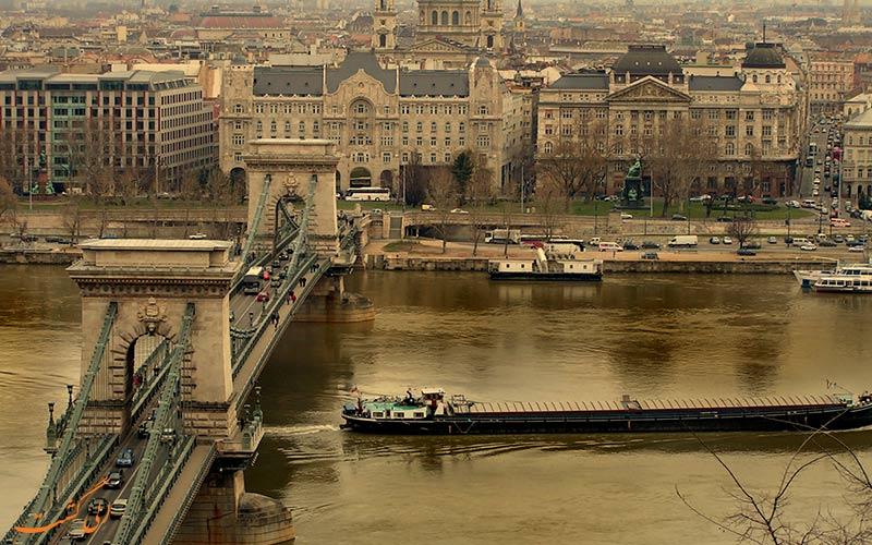 پل تاریخی در مجارستان