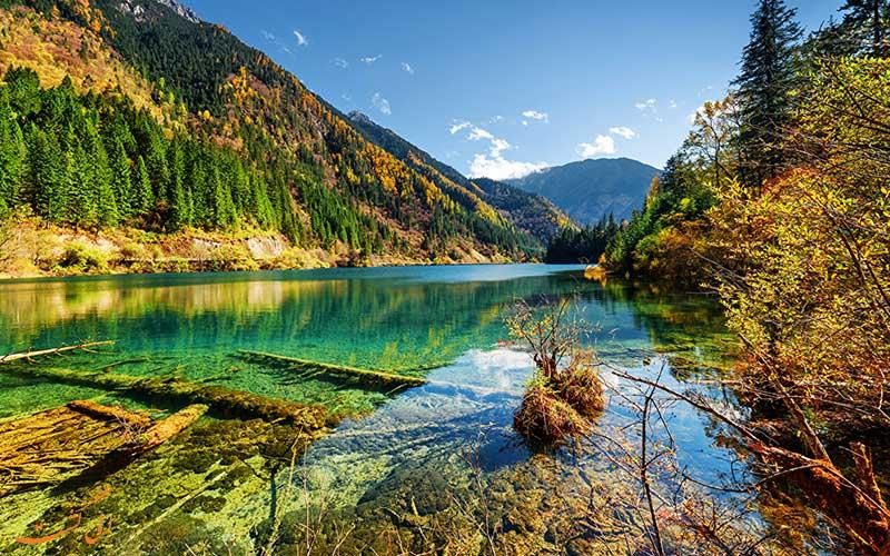 مسیرهای طبیعت گردی در چین