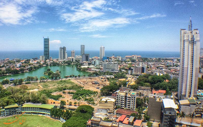 پایتخت سریلانکا، شهری متحول شده
