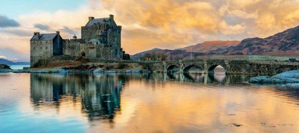 ویدئویی از زیبایی های اسکاتلند